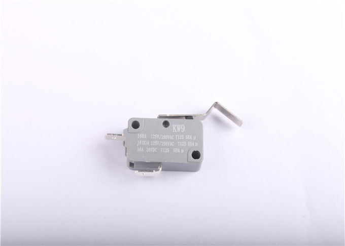 Safety On Off Micro Switch , 10 AMP Electronic Slide Switch PA66 AND PC Material